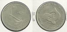 1978 Vancouver, British Columbia Canada Sea Festival Anchor / Orca Trade Dollar