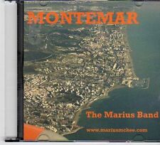 (DX326) Montemar, The Marius Band - CD