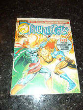 THUNDERCATS - No 2 - Date 28/03/1987 - UK Marvel Comics