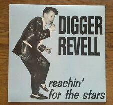 DIGGER REVELL-Reachin' for the Stars-/Denvermen-B7-LP