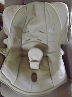 Replacement Cover for Silver Cross Ventura Plus/S Baby Car Seat Vintage