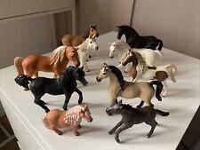 More details for schleich horse bundle - 10 horses