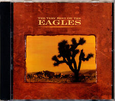 EAGLES The Vesy Best Of The Eagles   CD