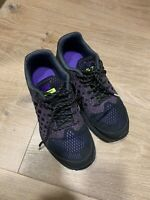 Nike Zoom Pegasus 31 Violet Black Running Shoes Youth 7Y