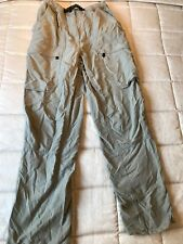 Rohan Ladies Backpacker Trousers Size Small