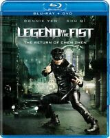 Legend of the Fist: The Return of Chen Zhen (Bluray + DVD Combo)  - blu ray