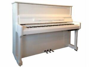 Klavier mieten: Mietkauf ab 1% = 54,90 € monatlich, z.B. FEURICH Modell 122 NEU