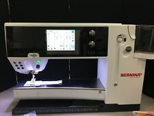 Bernina 820QE Quilters Edition Sewing Machine