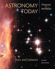 Astronomy Today Vol 2: Stars and Galaxies 6th Edition-ACCESS CODE INCLUDED