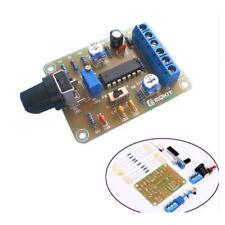 SGE-8 8038 Módulo de generador de señales de función Kit hágalo usted mismo Módulo DC 12 V 50Hz-7KHz 9 mA