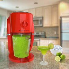 Frozen Drink Machine Smoothie Margarita Maker Shaved Ice Slushie Beverage Red