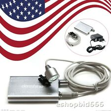 USA Warehose LED Head Light Lamp for Dental Surgical Medical Binocular Loupe NEW
