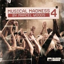 MARCEL WOODS - MUSICAL MADNESS, VOL. 4 NEW CD
