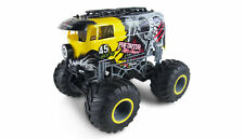 Amewi CRAZY BUS MONSTER TRUCK 1:16 RTR GELB 22450