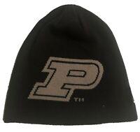 Purdue Nike NCAA Cuffed & Knit Beanie Hat