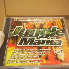 Used_CD Mania 94 Jungle Import Artists Various Free Shipping FROM JAPAN BR20