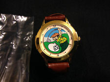 Collectible Mens Golf watch,brand new,colorful/detailed discount on one or more