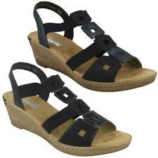 Rieker Open Toe Sandals & Flip Flops for Women