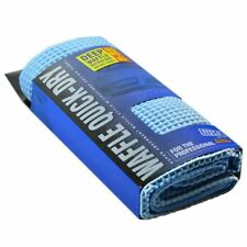Waffle Cloth Quick Dry Microfibre Towel Car Valeting Cleaning Polishing Duster M