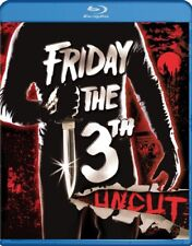 Friday The 13Th [New Blu-ray] Ac-3/Dolby Digital, Dolby, Uncut, Widescreen