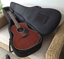 Yamaha LL6 ARE Dark Tint Electro Acoustic Guitar 2014 with Case