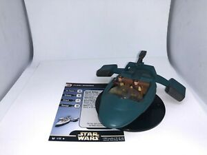 Star Wars Miniatures Flash Speeder Universe w/ Card mini RPG Legion Assault