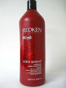 Redken Color Extend Conditioner For Unisex 33.8 oz dented