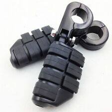 Engine Guard Foot Pegs + Clamps For Honda GoldWing GL1500 GL1100 GL1200