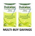 Dulcolax 5mg Gastro-Resistant Constipation Laxative Tabs 10 20 40 60 120 tablets