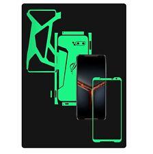 1+1 GIFT Skin,Carbon Full Body Wrap,Case Vinyl 16 colors for ASUS ROG Phone 2 II