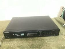 Sony Mds-Je500 Minidisc Player / Recorder. For parts / repair