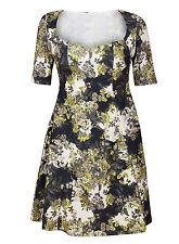 ASOS Polyester Short Sleeve Floral Dresses for Women