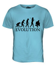 Fontanero Evolution Parte Superior el Hombre Camiseta Tee Giftplumbing Cinta