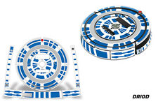 Skin Decal Wrap For iRobot Roomba 860/870/880 Vacuum Sticker Accessories DROID