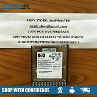 507119-001/518194-003/518194-001-HP 146GB 10K 6G 2.5 SAS DP HDD