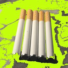 5 x 3� Usa Metal One Hitters Cigarettes Usps First Class Shipping