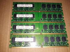 4x MDT 1GB DDR2-800 CL5
