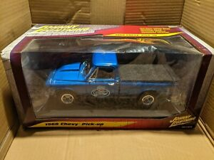 Johnny Lightning 1968 Chevy Pick up truck 1/18th County Kids