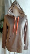 Danskin Now Hoodie Pull Over Women's Size Med 8-10 Work Out Clothes  C4
