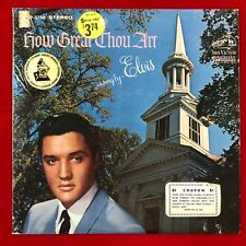Elvis Presley – How Great Thou Art - RCA Victor – LSP-3758 - LP In Shrink Hype
