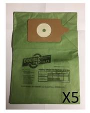 5 X Sac à Poussière D'Aspirateur pour Numatic Henry Hoover HVR200A NVM1B &