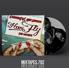 Curren$y - How Fly Mixtape (Full Artwork CD Art/Front Cover/Back Cover)