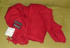 Passigatti Scarf with matching Gloves (made in Italy)