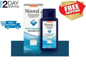 Nizoral A-D Anti-Dandruff Shampoo 4FL. OZ FREE SHIPPING!!!!!