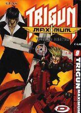 manga DYNAMIC DYNIT  GUNS TRIGUN MAXIMUM numero 9