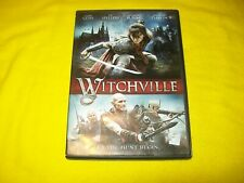 WITCHVILLE DVD USA RELEASE