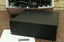 Pro-Ject AMP BOX RS schwarze Stereo Endstufe Verstärker Power Amp Black 360W