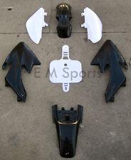 Mini Dirt Pit Bike Fairing Body Shell Parts COOLSTER QG-214 QG-213A 110cc 125cc