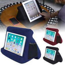 Tablet Stand For iPad Phone Pillow Book Reader Holder Rest Lap Reading Cushion