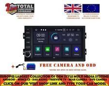 AUTORADIO DVD GPS NAVI ANDROID 9.0 4GB CARPLAY DAB BT WIFI PEUGEOT 308S RV5560